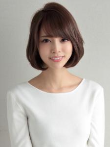 ひし形✖顎ラインで軽やかなヘアにチェンジ☆ AFLOAT GINZAのヘアスタイル