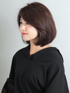 若々しい印象はヘアスタイルから☆ AFLOAT GINZAのヘアスタイル