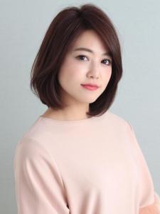 髪型ひとつで若々しく女性らしく☆ AFLOAT GINZAのヘアスタイル