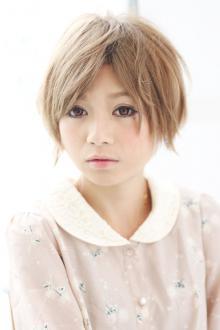 カットで決まる乾かすだけのヘアスタ イル☆565byアフロート菅谷|AFLOAT GINZAのヘアスタイル