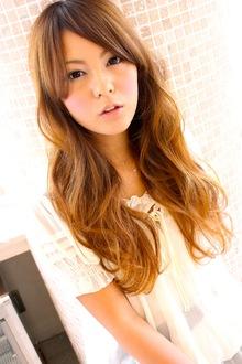 ★★★大人キュート系フリンジカール★★★|AFLOAT NAGOYAのヘアスタイル