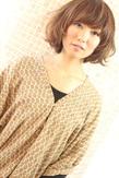 ☆フラッフィーカールBOB☆|AFLOAT NAGOYAのヘアスタイル
