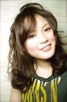 SHIHO風 愛されリラックスパーマ!!|AFLOAT NAGOYAのヘアスタイル