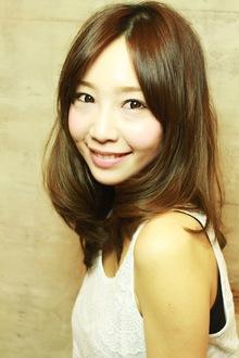 ☆大人Kawaiiミディアム☆|AFLOAT NAGOYAのヘアスタイル