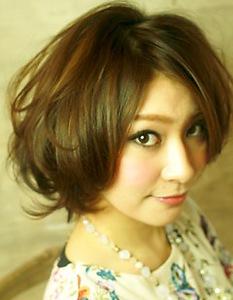 トップふんわり☆CUTEボブ|AFLOAT NAGOYAのヘアスタイル