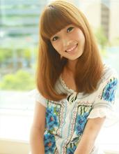 ☆凛々フェミニン☆ 大人の女性のシフォンストレート|AFLOAT NAGOYA 鈴木 雄大のヘアスタイル