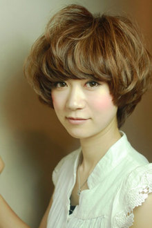 外国人風☆ヒットスタイル☆旬のショート|AFLOAT NAGOYAのヘアスタイル
