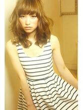 ふわ揺れ☆☆SWEET POP GIRL☆☆ AFLOAT NAGOYA 大西 和也のヘアスタイル
