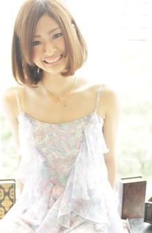 大人気☆キャミボブ☆|AFLOAT NAGOYAのヘアスタイル