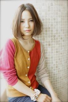エアリーフレンチ☆ショートボブ|AFLOAT NAGOYAのヘアスタイル