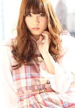 今秋おすすめスペシャルロング AFLOAT NAGOYA 山田 真子のヘアスタイル