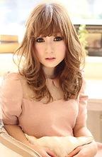 可愛い髪型☆春のパステルミディ AFLOAT NAGOYA 山田 真子のヘアスタイル