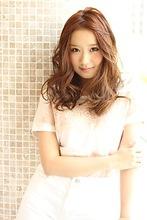 重めが可愛い☆Aラインロング AFLOAT NAGOYA 山田 真子のヘアスタイル