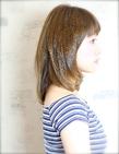 『アフロートルヴア 田中』☆大人可愛い小顔ツヤ髪ミディヘア☆