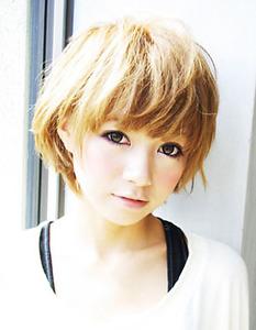 アフロート ルヴア☆ゆるリラ☆カジュアルショート AFLOAT RUVUAのヘアスタイル