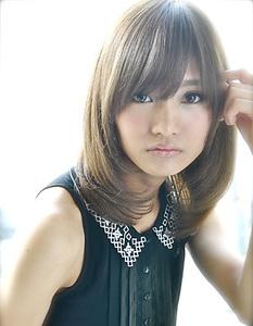 アフロートルヴア☆髪が綺麗に見えるセミディーストレート☆|AFLOAT RUVUAのヘアスタイル
