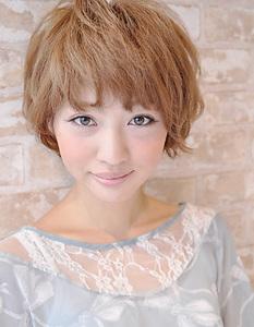 アフロートルヴア☆☆可愛いマッシュショート☆|AFLOAT RUVUAのヘアスタイル