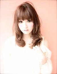 『アフロートルヴア』星☆晃介 フェミニンな巻き髪スタイル