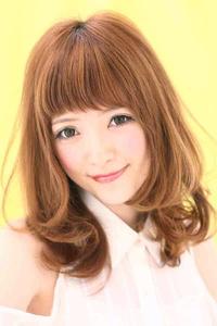2012 冬 ヘアスタイル ロングパーマ(髪型)