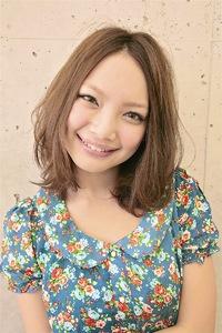 2012  冬 ミディアム ボブ スタイル (髪型)