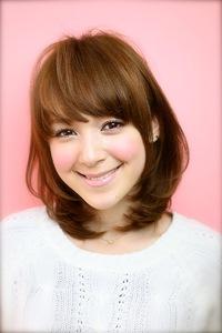 2013冬 ヘアカタログ ミディアム 髪型