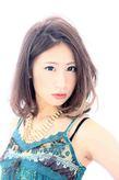海外セレブ髪型・ハイライトメッシュカラー