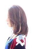 海外セレブ髪型・トレンド耳かけスタイル