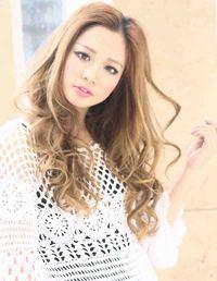 2013春夏 海外セレブ髪型 ロングウェーブ