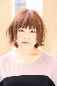 2013夏 ボブパーマ髪型