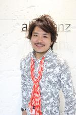 albasanz 三条烏丸 店長/トップスタイリスト 早瀬 諒