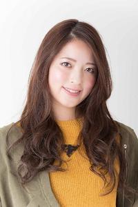 髪色が艶めく暗髪ベージュ系ロング☆
