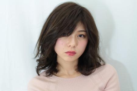目があえば恋の始まり☆|albasanz 三条烏丸のヘアスタイル