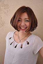 秋のボブスタイル|緑地公園 美容室 『alfred hair studio』 東山 祐子のヘアスタイル