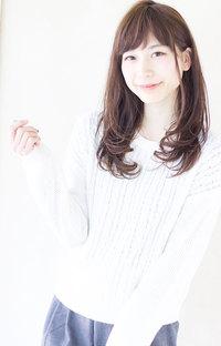 ひし形カールミックスウェーブスタイル AKI-51