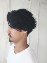 メンズ刈り上げスタイル【N-632】|ALICe by afloatのメンズヘアスタイル