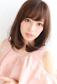 ひし形ワンカールパーマ【H-472】