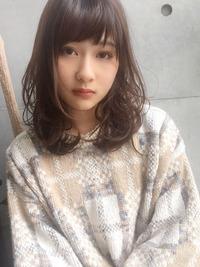 デジタルパーマとろみミディ小顔カット【y−248】