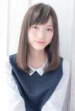 ツヤ感大人ロブ【アッシュグレージュ】U-120