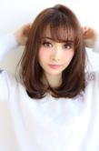 ひし形カールセミディ【H-524】