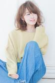 深田恭子風フェアリーデジタルパーマショートボブ AKI-254