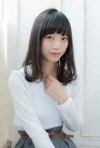 抜け感艶髪ワンカール【アッシュグレージュ】U-128