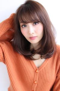 小顔セミディ【H-533】