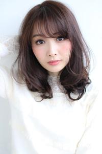大人のミックスパーマセミディ【H-538】