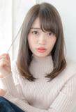 ジェンダーレスストレート【カーキアッシュ】U-154
