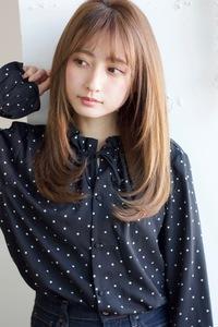 内巻き小顔パーマA613