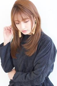 内巻き小顔パーマA616