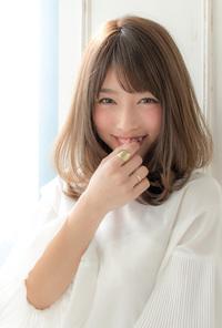 ひし形センシュアルミディ【ショコラベージュ】U-173