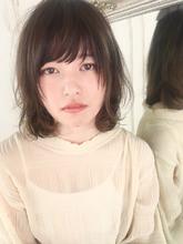 アドミオカラー☆アクアグレージュ【y−325】|ALICe by afloatのヘアスタイル