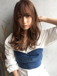 夏髪モテ髪パーマ【y−329】