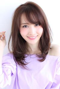 夏髪エアリーセミディ【H-585】